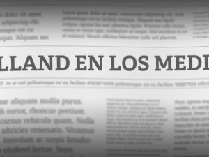 NOTICIAS: LOS MEDIOS DE COMUNICACIÓN HABLAN SOBRE ROLLAND