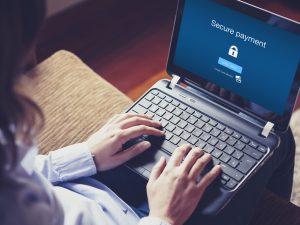 Realiza transacciones seguras en portales bancarios